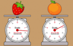Weighing Fruits Game